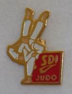 Pin's S.D.I. JUDO - Judo
