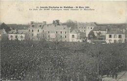 VANNES, Journée Diocésaine Du Morbihan. 50 000 Catholiques Chantant La Marseillaise - Vannes