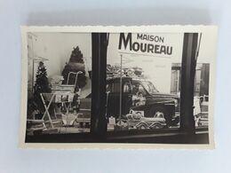 ORGINELE FOTOKAART VERVIERS MAISON MOUREAU - Verviers