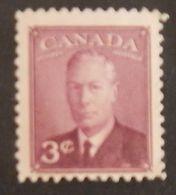 "CANADA YT 238 NEUF** MNH ""GEORGE VI"" ANNÉES 1949/1951 - 1937-1952 Règne De George VI"