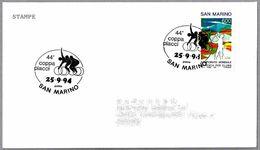 44 COPPA PLACCI - Ciclismo - Cycling. San Marino 1994 - Cycling