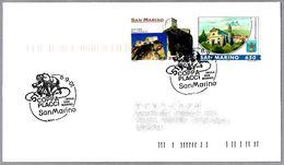 51 COPPA PLACCI - Ciclismo - Cycling. San Marino 2001 - Cycling