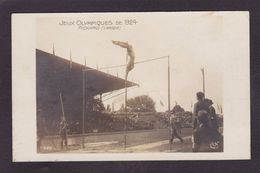 CPA Jeux Olympiques Paris 1924 écrite AN 422 Saut En Hauteur Pickard Canada - Juegos Olímpicos