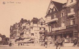 De Panne - Dijk - La Panne - Digue - Patisserie Royale - Ern. Thill, Brussel Serie 9 Nr 45 - Kaart Uit Een Boekje - De Panne