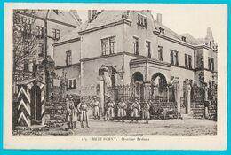METZ BORNY Quartier Bridoux Militaria Caserne Soldats - Metz Campagne