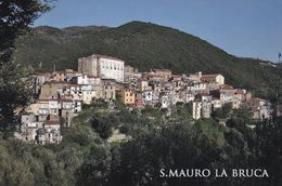 (H402) - SAN MAURO LA BRUCA (Salerno) - Panorama - Salerno