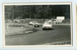 Snapshot Voiture Course Francorchamps ? Circuit Race 60s - Automobiles