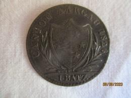 Suisse: Canton De Aargau 1 Batz 1826 - Suiza