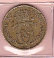 1 Pièce   Danmark    Danemark   2 Kroner    Année 1925 - Dänemark