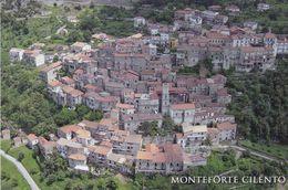 (H415) - MONTEFORTE CILENTO (Salerno) - Panorama - Salerno