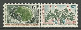 TAAF N° 52 Et 53  NEUF** LUXE  SANS CHARNIERE  / MNH - Neufs