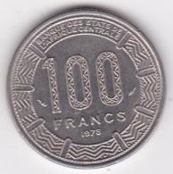 République Gabonaise. 100 Francs 1975, En Cupro Nickel .KM# 13 - Gabon