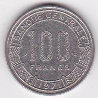 République Populaire Du Congo. 100 Francs 1971, En Nickel. KM# 1 - Congo (Republic 1960)