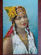 AFRIQUE - Scènes Et Types D'Afrique Du Nord - Une Jolie Fille Du Sud. (CPSM) - Non Classés