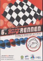 Germany Postcard 6. Gevelsberg Rennen - Mint   (G114-16) - Cars