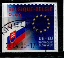Belgique 2004 - YT 3288 (o) Sur Fragment - Belgium