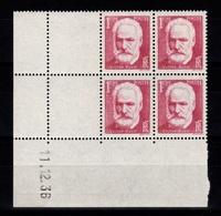 Coin Daté - YV 304 N** Hugo Du 11.12.36 - 1930-1939