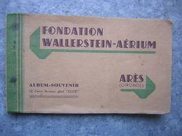 CARNET - ARES - FONDATION WALLERSTEIN AERIUM - Arès