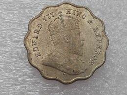 India British 1 Anna 1907 - India