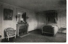 VERSAILLES - LE PETIT TRIANON - CHAMBRE A COUCHER DE MARIE ANTOINETTE - Versailles (Château)
