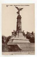 Dijon (Cote D' Or) - Monument Carnot - Place De La Republique - Non Viaggiata - (FDC23231) - Dijon