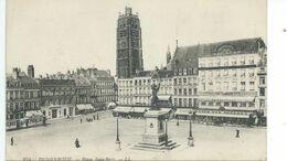 DUNKERQUE   Place Jean Bart - Dunkerque