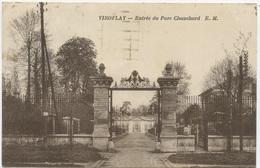 Viroflay, Entrée Du Parc Chauchard - Viroflay