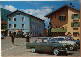 KOBARID CAPORETTO SPOMENIK  S. GREGORIRCICA Slovenija - Slovenia