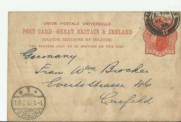 GB GS 1888 - 1840-1901 (Regina Victoria)