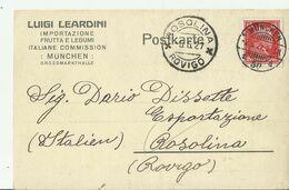DR  1927 GS - Interi Postali