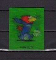 France 1995 Football Soccer World Cup Vignette 3-D MNH - 1998 – Frankreich