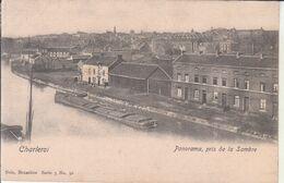 Charleroi - Panorama, Pris De La Sambre - Charleroi