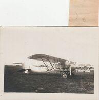 PHOTOGRAPHIE Originale N & B 9 X 12 Aviation Avion G.6 Escadrille 225 Mai 1917 Fly  (2 Scans) - Aviation