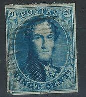 EE-/-315.- N° 11,  Obl. , SANS FILIGRANE  -  Cote 10.00 €  - IMAGE DU VERSO SUR DEMANDE - 1858-1862 Medallions (9/12)