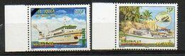 2003 SENEGAL  -  Ships - Senegal (1960-...)