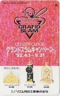 CLOCK - WATCH - JAPAN-070 - Advertising