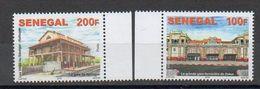 2016 SENEGAL  -  Railway Stations - Senegal (1960-...)