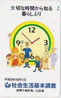 CLOCK - WATCH - JAPAN-078 - Advertising
