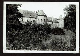 Photo 14,5 Cm X 9,5 Cm - 1934 - Château De Corroy-le-Château - 2 Scans - Gembloux
