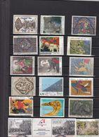 FRANCE - LOT 18 TIMBRES ARTS / 1- 1 - Arts