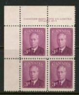 Canada 1949 MNH - 1937-1952 Règne De George VI