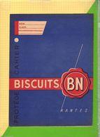 PROTEGE CAHIER : Biscuits BN  Nantes - Coberturas De Libros