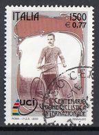 Italia 2000 Uf. 2506 Unione Ciclistica Internazionale Used - Cycling