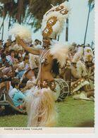CPSM Danse Tahitienne Tamure (très Jolie Scène) - Tahiti