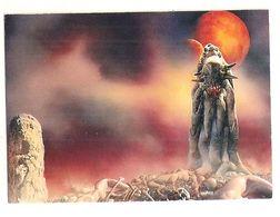 RICHARD CORBEN COMIC IMAGES 1993 N. 5 TRADING  CARD - Sammelkartenspiele (TCG, CCG)
