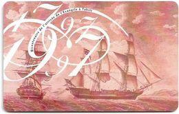 French Polynesia - OPT - Bicentenaire De L'Arrivée #1 - Gem1A Symmetr. Black, 03.1997, 60Units, 20.000ex, Used - Polynésie Française