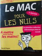 Le Mac Pour Les Nuls - Informatique