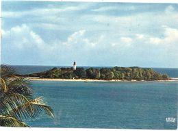 CPM. GUADELOUPE . ILET DU GOSIER . CARTE ECRITE AU VERSO - Guadeloupe