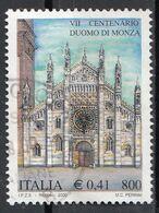 Italia 2000 Uf. 2519  Duomo Di Monza  Used - Churches & Cathedrals