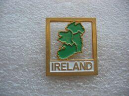 Pin's Du Pays IRELAND - Cities